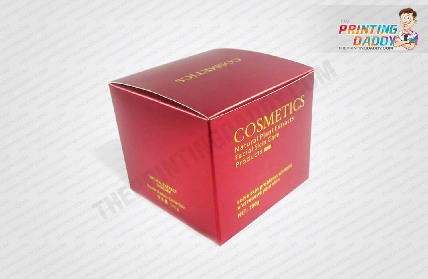 Skin Beauty Mask Boxes The Printing Daddy