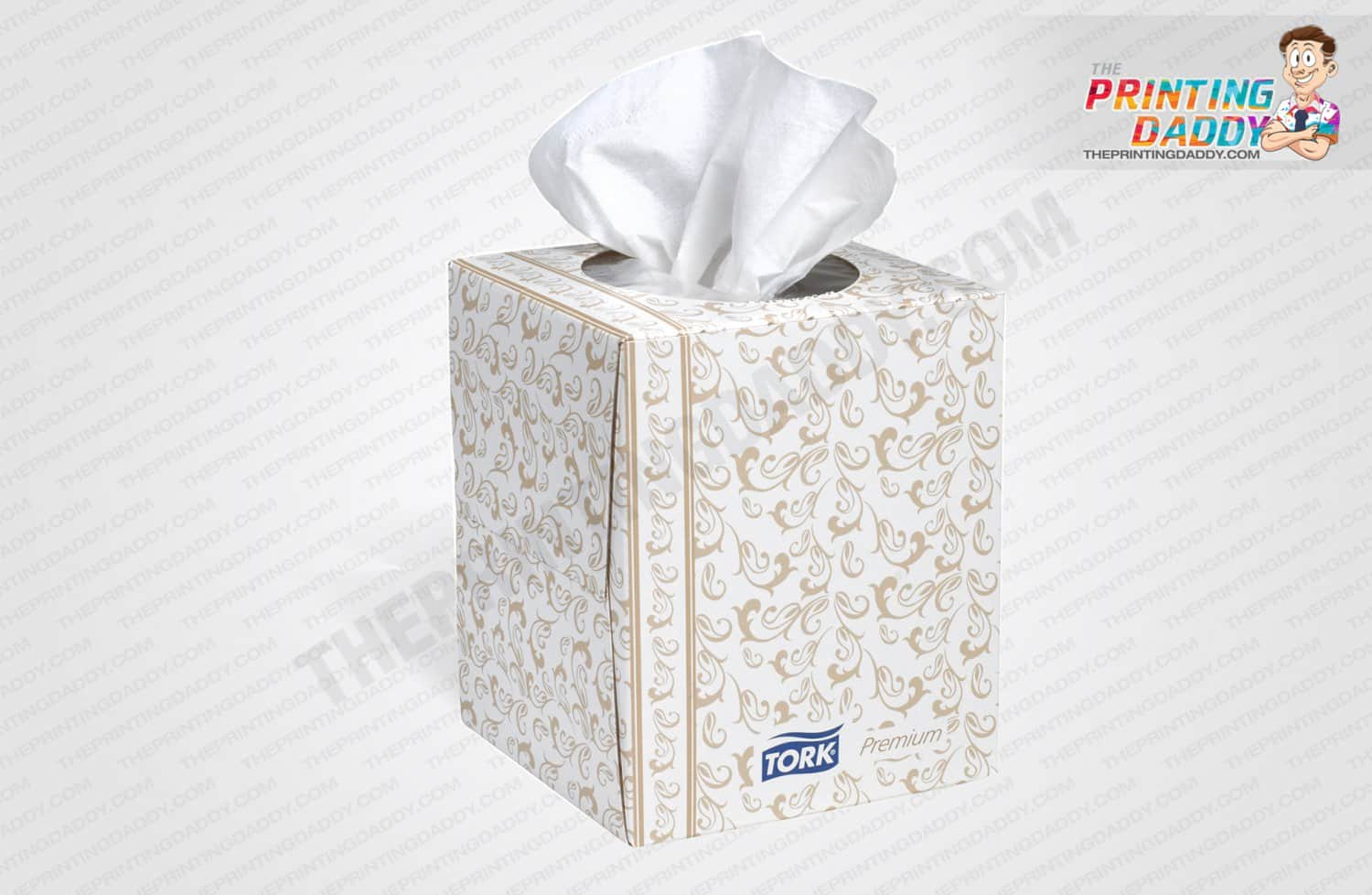 Tissue Packaging Boxes The Printing Daddy