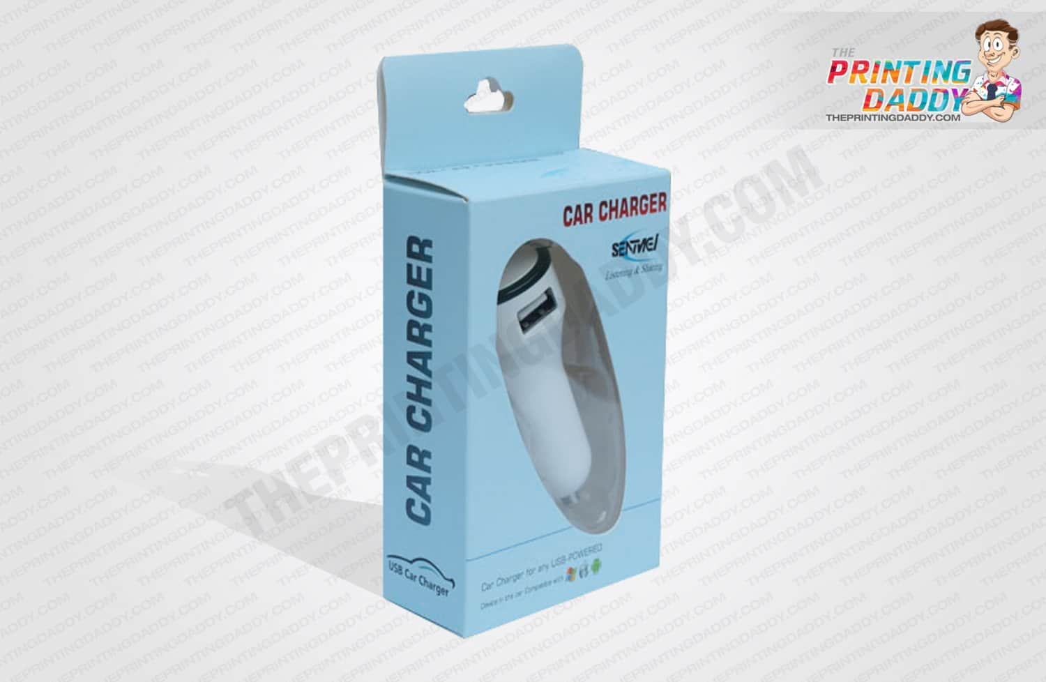 Travel Charger Packaging Boxes The Printing Daddy