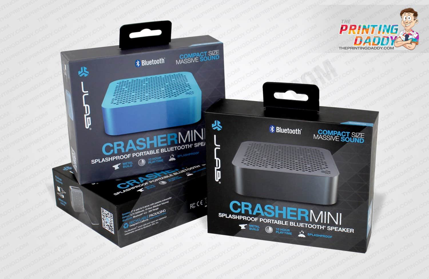 Wireless Speaker Packaging Boxes The Printing Daddy